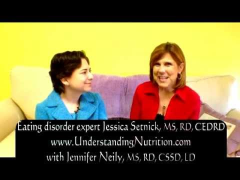 Part 3 - How do families and society influence an eating disorder? Interview with Jessica Setnick