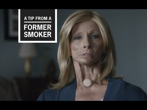 CDC: Tips from Former Smokers - Terrie's Ad: Consequences of Smoking