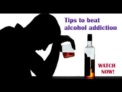 Tips to beat alcohol addiction