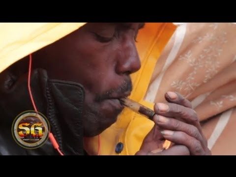 Homeless crack cocaine addict living in tent on the streets of Los Angeles for 12 years Ep 1.2
