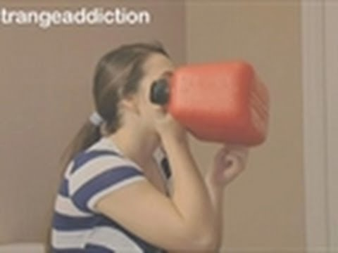 Drinking Gasoline|My Strange Addiction