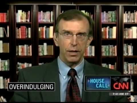 Alcohol and Overindulgence - Dr. Tom Horvath on CNN 31Jan2009