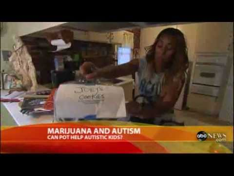 Mother Uses Marijuana to Treat Autistic Son