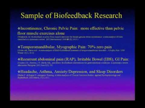 Coping With Stress - Biofeedback: Self-Mastery Beyond Pills