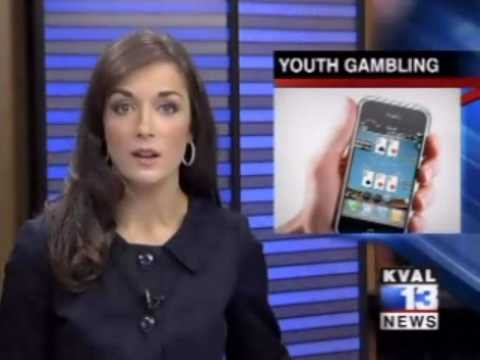 Youth Gambling & Problem Gambling - KVAL News, March 10, 2011