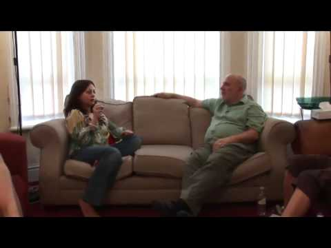 Psychotherapy session. stopping smoking!! www.therapyvideos.co.uk