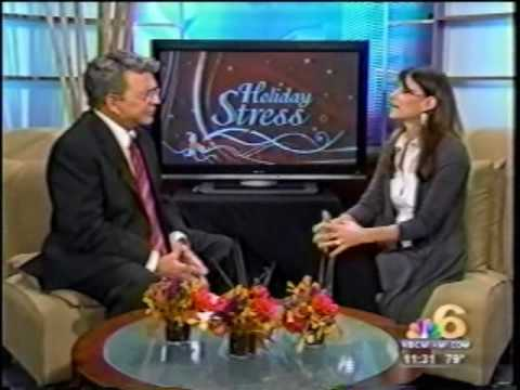 How to Cope with Holiday Stress - Dr. Lisa Paz on South Florida Today