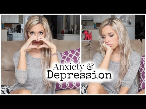 My Experience with Anxiety & Depression