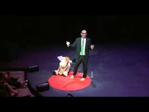 On living with depression and suicidal feelings | Sami Moukaddem | TEDxLAU