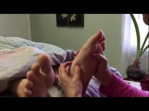 Have Depression? Anxious? Can't Sleep? Foot & Hand Reflexology Tips