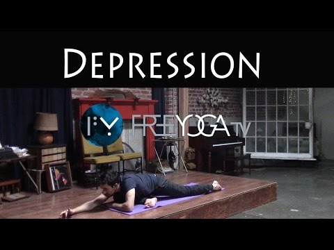 Depression | Hatha Yoga Class | Intermediate