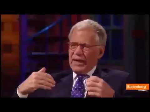 David Letterman Discusses His Depression and Medical Treatment
