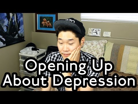 Opening Up About Depression