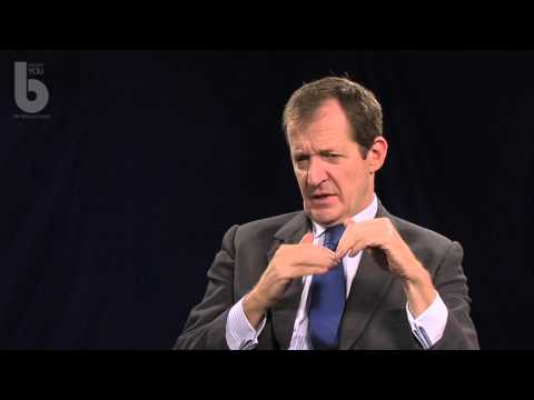 Alastair Campbell shares how he overcame his addiction to alcohol.