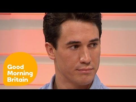 Made In Chelsea's Josh Patterson Opens Up About His Depression | Good Morning Britain