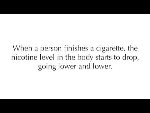 How Nicotine Hooks Smokers