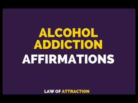 ✔ Alcohol Addiction Affirmations - Extremely POWERFUL ★★★★★