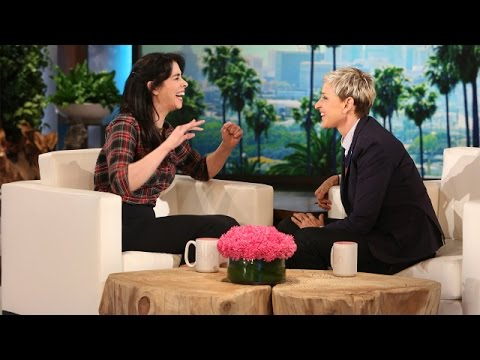 Sarah Silverman on Battling Depression