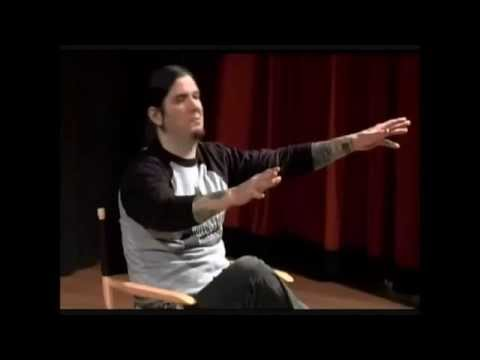 Phil Anselmo about his life on heroin - Loyola University New Orleans in 2009