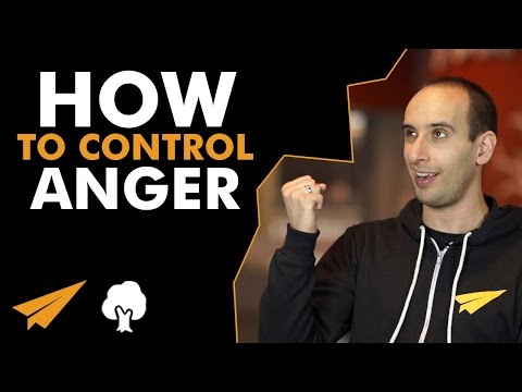 5 ANGER Management Techniques - #BelieveLife
