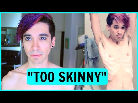 "My Biggest Insecurity: ""Too Skinny"""