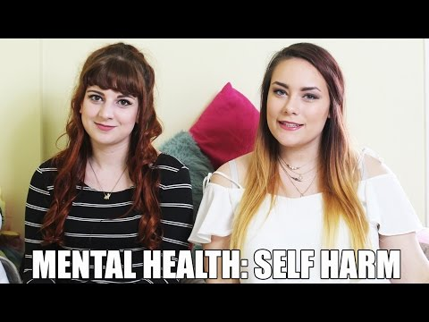 Self Harm- Our Experience & Advice | HeyAmyJane
