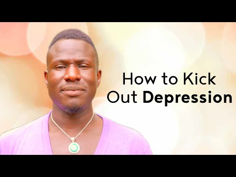 How to Kick Out Depression || Simple Tiny Secrets