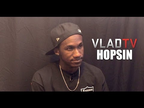 Hopsin Details Battling Depression & Being Trolled Online
