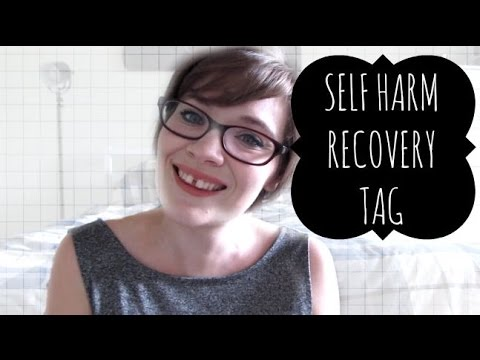 The Self Harm Recovery Tag