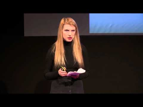 Eating disorders have no face | Jazz McCutcheon | TEDxYouth@StPeterPort