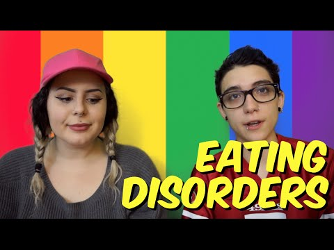 Let's Talk about EATING DISORDERS