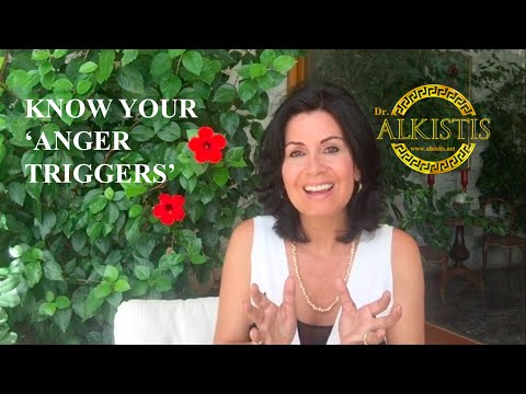 KNOW YOUR ' ANGER TRIGGERS' Anger Management Tip #3