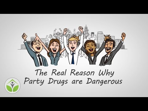 The Real Reason Why Party Drugs are Dangerous | Substance Recovery Programs