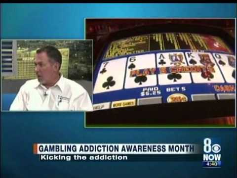 Gambling Addiction - Gambling Addiction Awareness Month - Solutions Recovery - CBS Channel 8