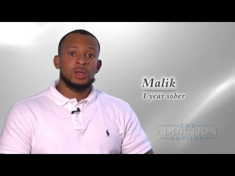 Malik's Drug Addiction Story - Heroine, Cocaine | The Addiction Advisor