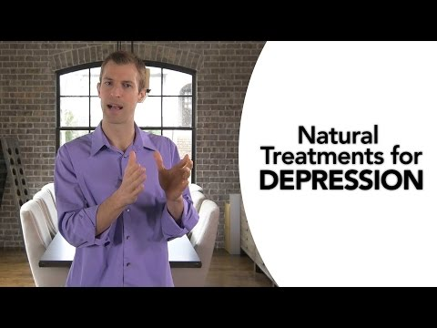 Natural Treatments For Depression