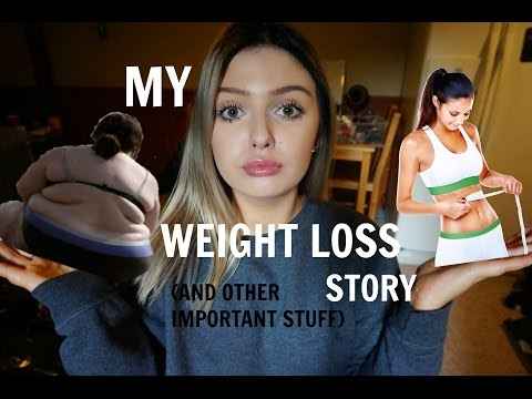 MY WEIGHT LOSS STORY, EATING DISORDERS + SELF LOVE