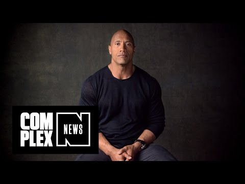 "Dwayne ""The Rock"" Johnson Reveals His Struggle With Depression"