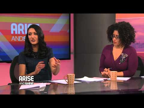 Eating Disorders in the Black Community on Arise and Shine