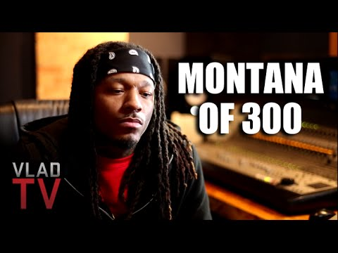 Montana of 300 Speaks On His Mother's Crack Cocaine Addiction