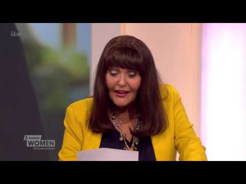 Should An Addicted Boy Be Allowed To Smoke His E-Cig At School? - Your Thoughts | Loose Women