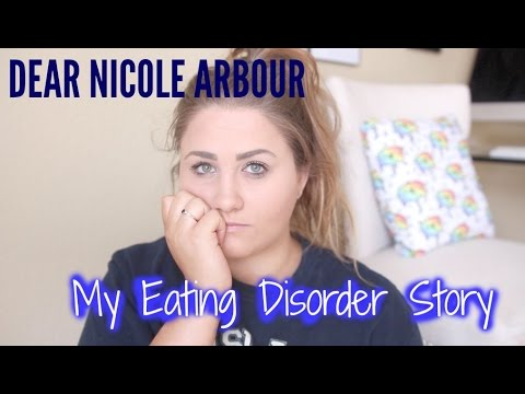 MY EATING DISORDER STORY, DEAR FAT PEOPLE RESPONSE, DEAR NICOLE ARBOUR
