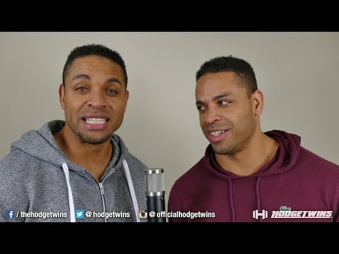Body Insecurities In The Bedroom @Hodgetwins