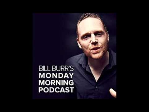 How BILL BURR overcame DEPRESSION