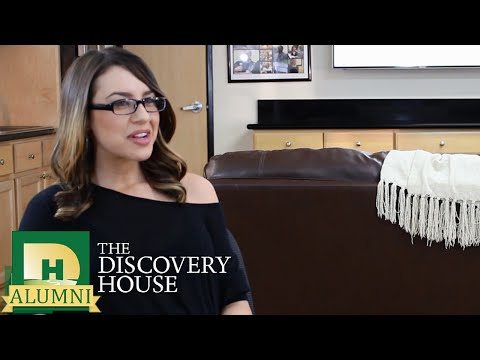Jen Discusses Heroin Addiction | The Discovery House Alumni | Reseda, CA