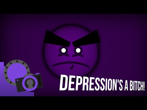 DEPRESSION'S A BITCH! - DAGames