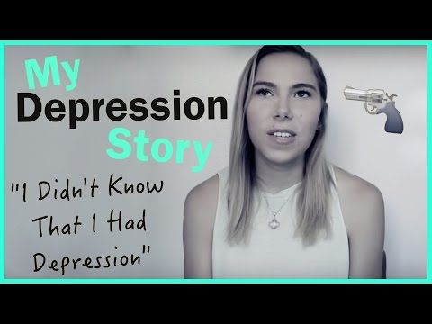 MY DEPRESSION STORY: The Symptoms & What It Feels Like