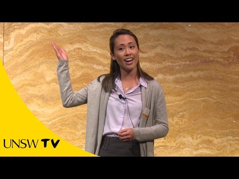 """Using an oestrogen-based drug to treat schizophrenia"" - Ellen Ji - UNSW 2015 Three Minute Thesis"