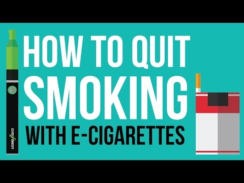 How can I quit smoking? Do E-Cigarettes Work?