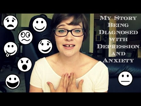 My Diagnosis Story: Depression and Anxiety | #MHW2K15